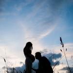Fotografia embarazo Santi + Ivon + Alejo