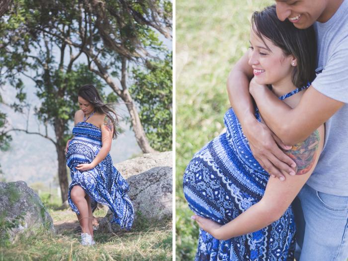 fotografos de embarazo