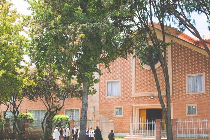 Iglesia dominicas del rosario perpetuo